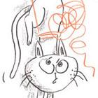 Boule de poils et sac de nœuds [ extrait du livre Nekoland, une vie de chat au Japon ]