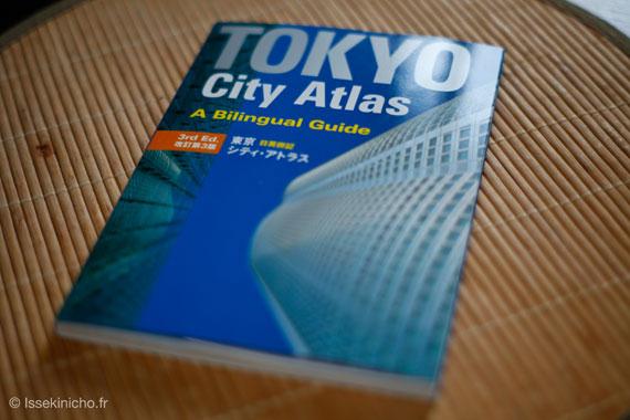 Tokyo city Atlas, le blog BD Japon