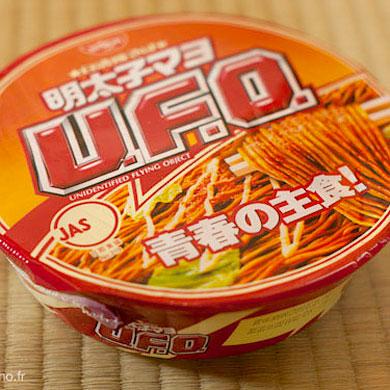 U.F.O noodles