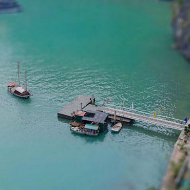 Vietnam – Baie d'Ha Long