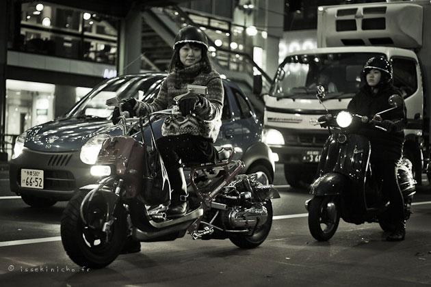 Harajuku de nuit