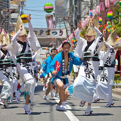 Shitamachi Tanabata matsuri • 下町七夕祭り
