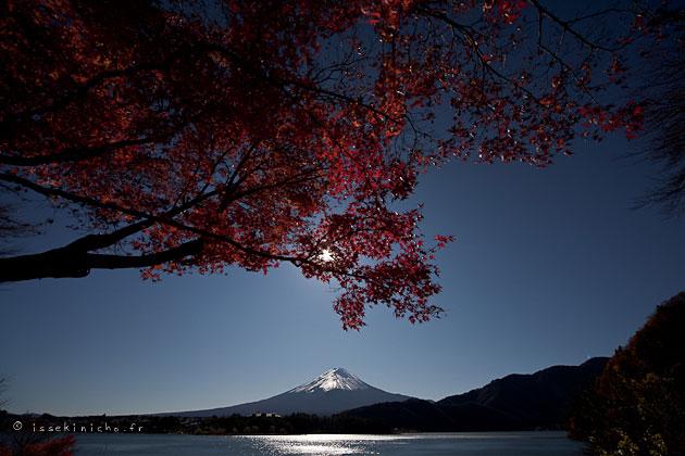 kawaguchiko, lac kawaguchi, mont Fuji, Fuji san
