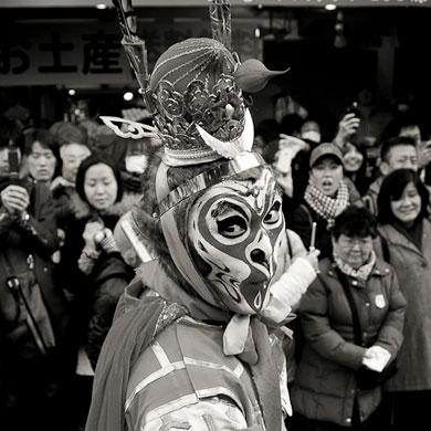 Nouvel an chinois à Yokohama • 春節 祝舞遊行・横浜中華街