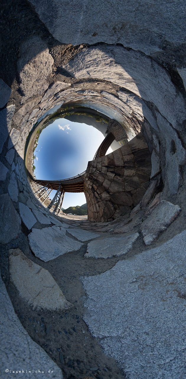 little planet, pont japon, Kintaikyo