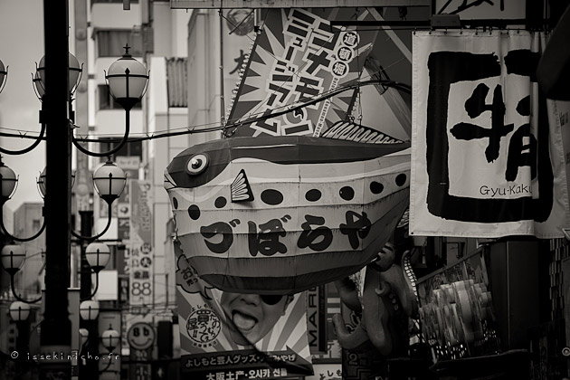 osaka, namba, japon, japan