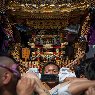 Sanja matsuri 三社祭 partie 1/2