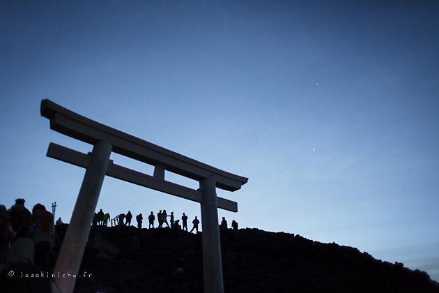 Mont Fuji, fujisan, sommet, volcan, japon, japan, fujinomiya trail