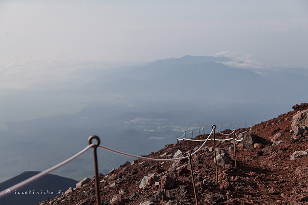 Mont Fuji, fujisan, descente, volcan, japon, japan, gotemba trail