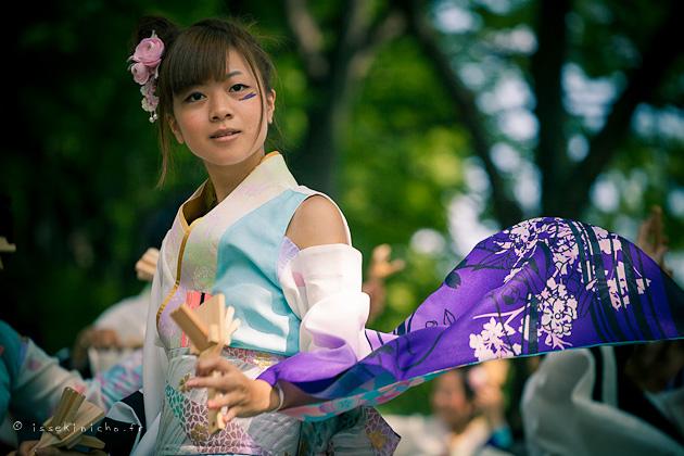 super yosakoi harajuku, tokyo, matsuri, danse
