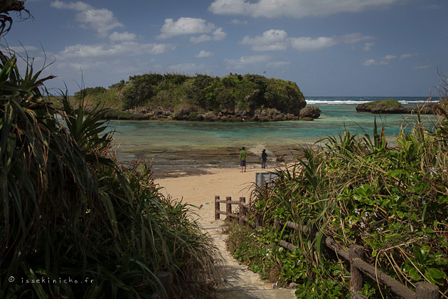 okinawa, iriomote, beach, plage