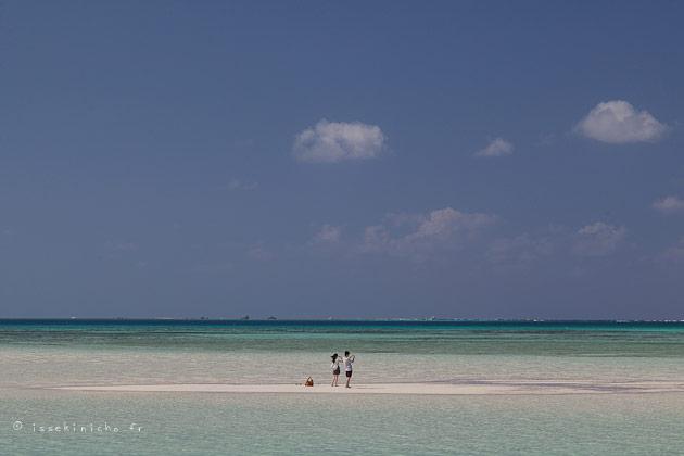 okinawa, taketomi, plage, beach