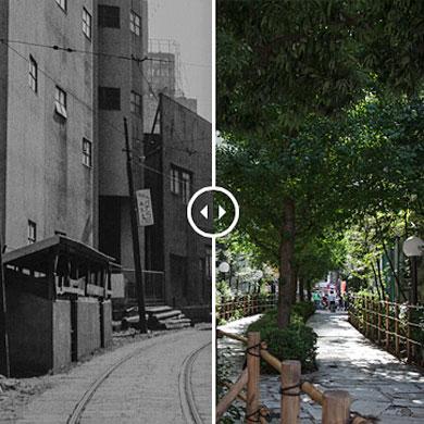 Tokyo 1960 – Shinjuku Golden Gaï
