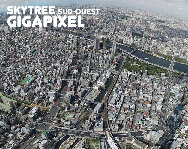 skytree, gigapixel