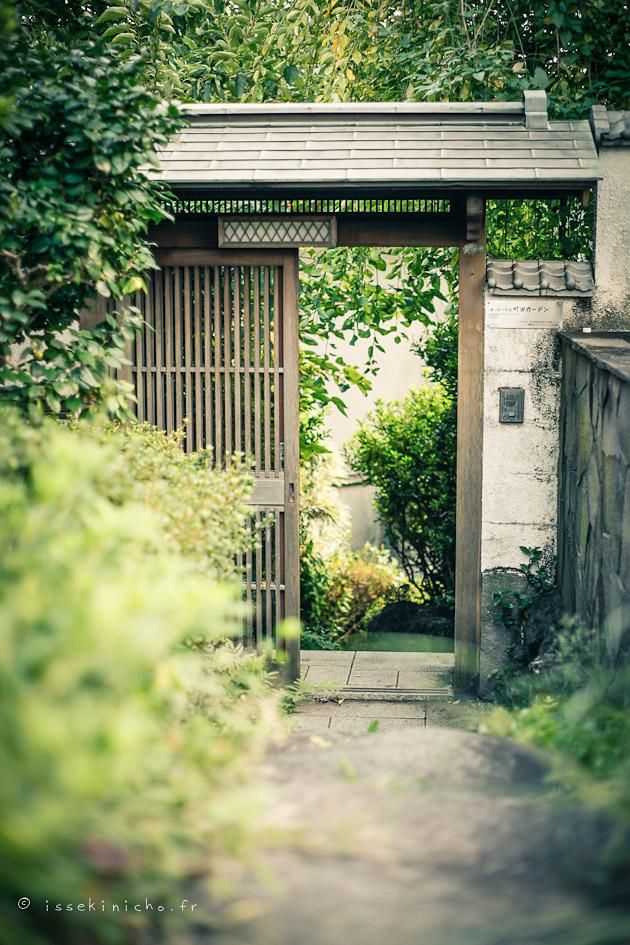 machida garden, tokyo, japon, maison japonaise