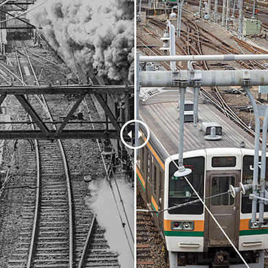 Tokyo 1960 – Gare de Ueno
