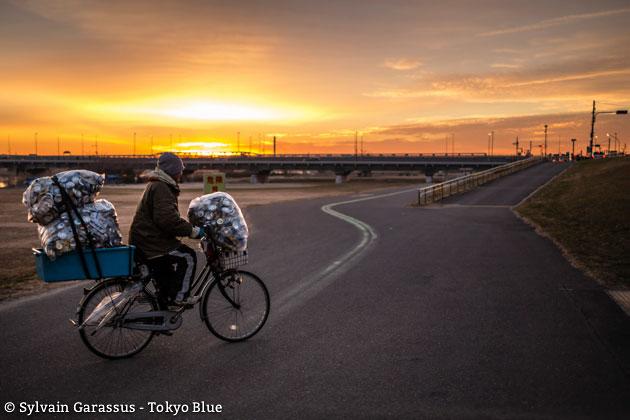 documentaire, sdf, tokyo, tokyo blue, sylvain garassus