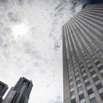 La tête dans les nuages – n°04 Sumitomo building