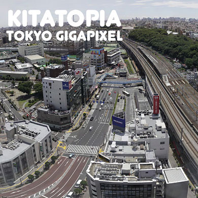 Tokyo Hokutopia – Gigapixel