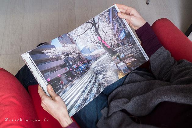 Tokyo ohanami, sakura, cerisiers, japon, voyage, livre