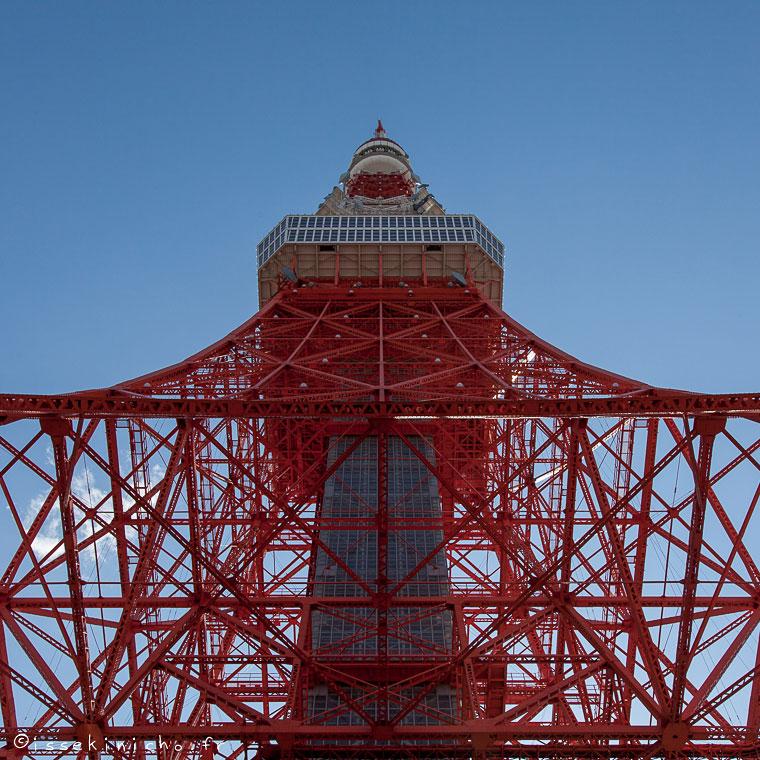tour de tokyo, tokyo tower