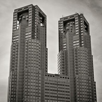 La tête dans les nuages – n°15 Mairie de Tokyo