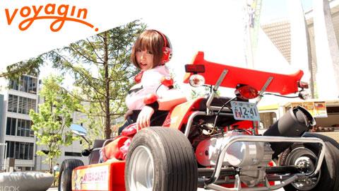 Kart à Tokyo