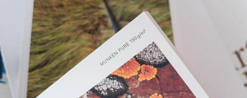 munken, artic paper, issekinicho, beau livre photo, papier non couché, livre japon