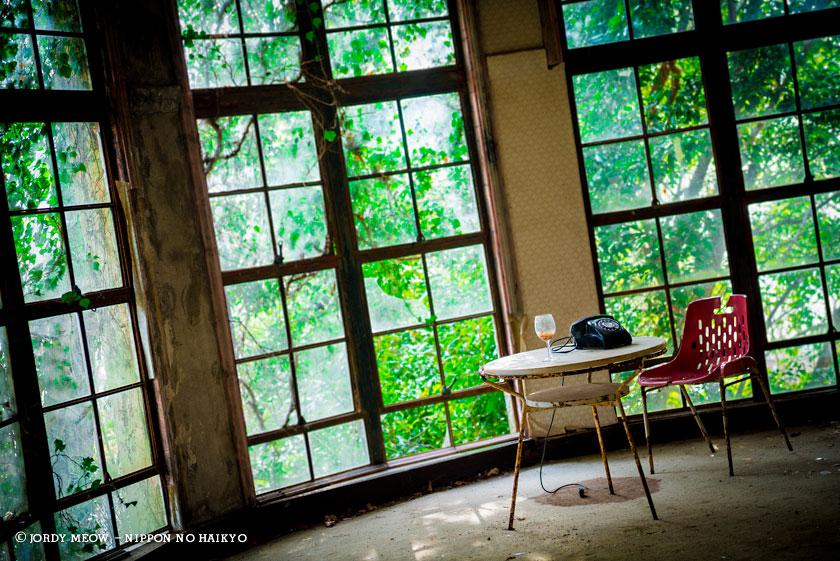 nippon no haikyo, beau livre japon, lieux abandonnés, lieu abandonné, urbex, hotel