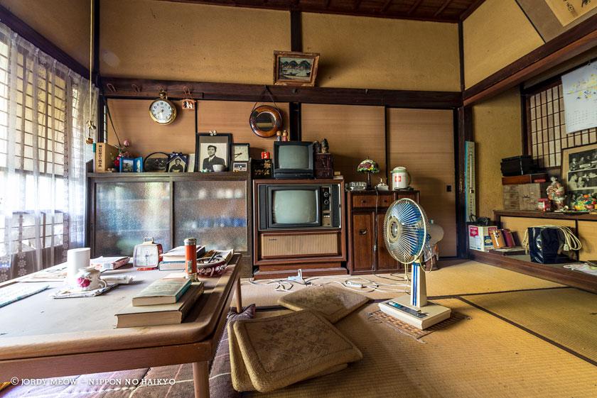nippon no haikyo, beau livre japon, lieux abandonnés, lieu abandonné, urbex, maison
