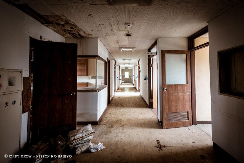 nippon no haikyo, beau livre japon, lieux abandonnés, lieu abandonné, urbex, clinique, hopital, zombie, walking dead
