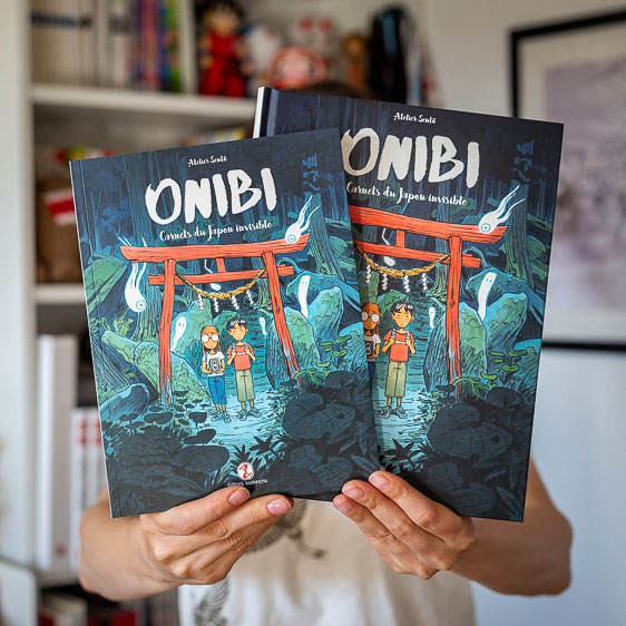 Couverture Onibi