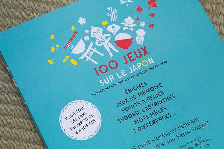destination tokyo, livre jeux