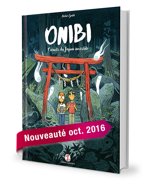 Onibi - Carnets du Japon invisible