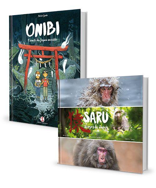 Pack Saru + Onibi