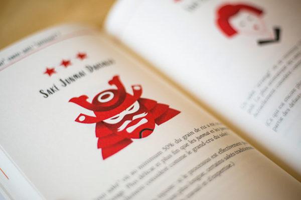 extrait de livre sur le saké
