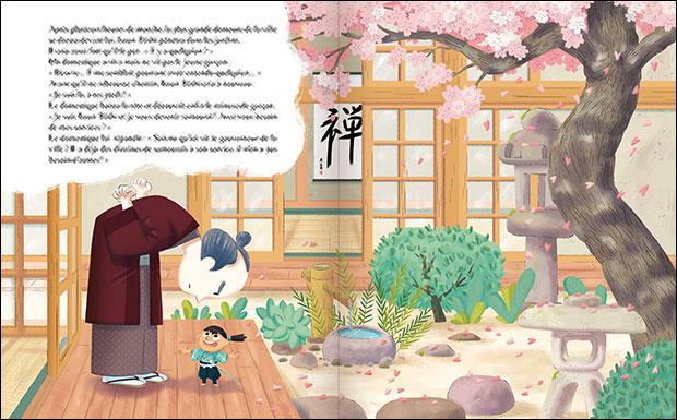 Mukashi mukashi - Contes du Japon - Issun Boshi extrait