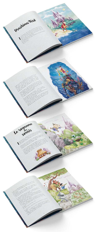 Mukashi mukashi - Contes du Japon - extraits
