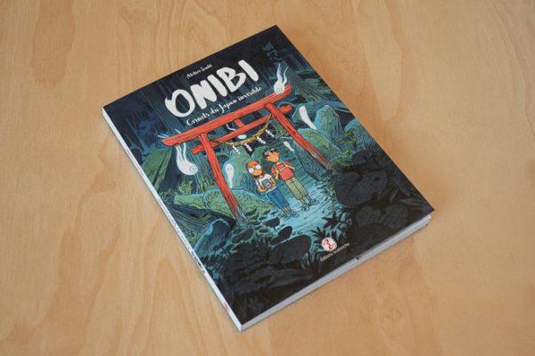 couverture de bande-dessinée qui se passe au Japon