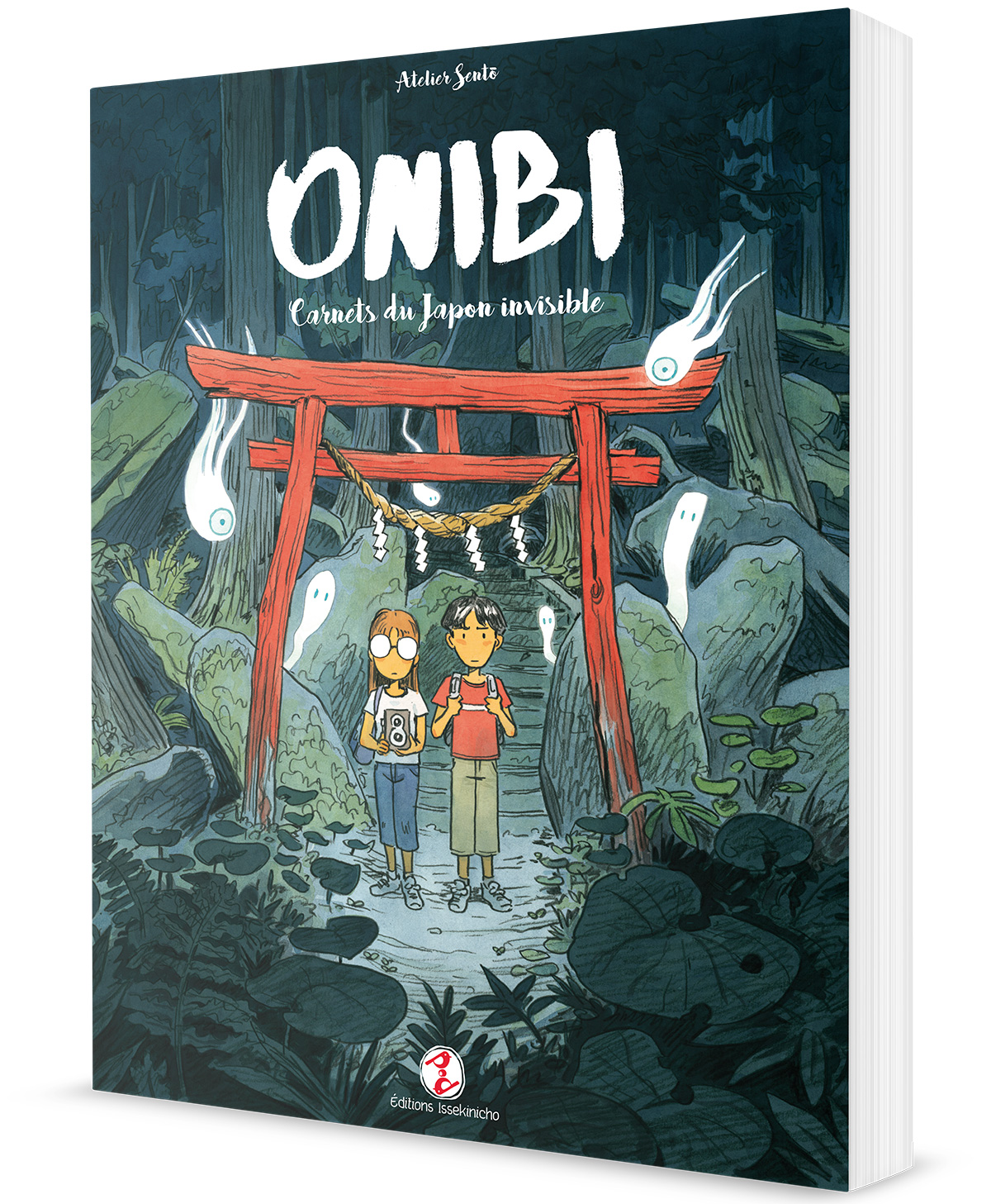 onibi carnets du japon invisible