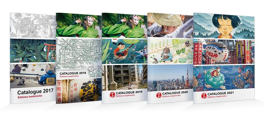 catalogue pro editions issekinicho